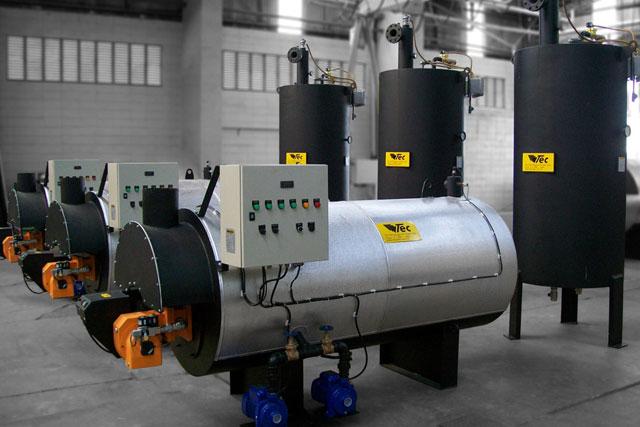 ¿Qué es un calentador de agua industrial de GLP?