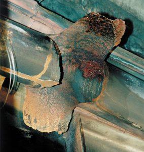 Roturas en tubos de boiler industrial
