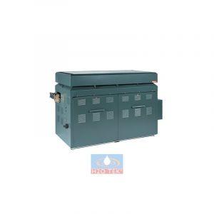 Boiler - calentador de agua hidrónico para exterior a gas cap. 926,000 BTU