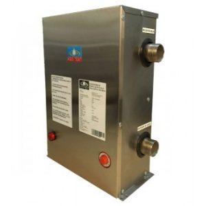 Boiler - calentador de agua para alberca cap. Hasta 10,936 gals.