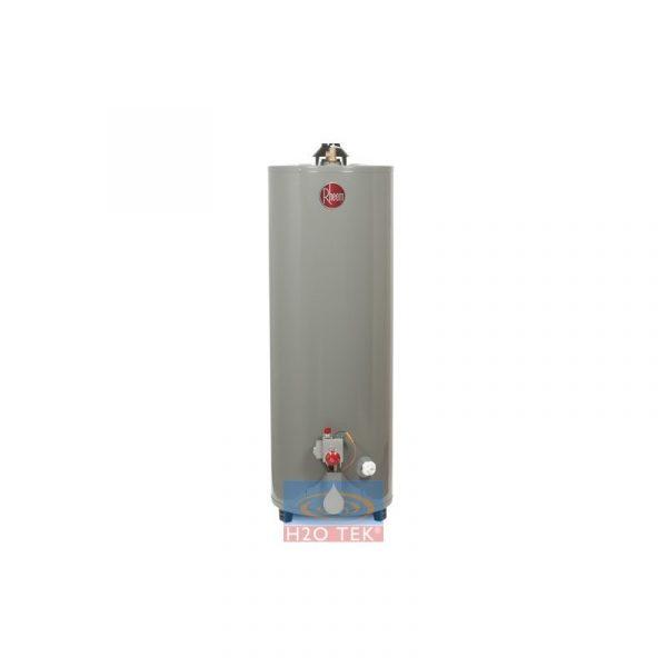 Boiler de depósito 40 galones a gas LP