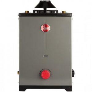 Boiler de paso calentador de agua a gas LP