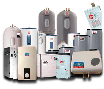Boilers y Calentadores de agua