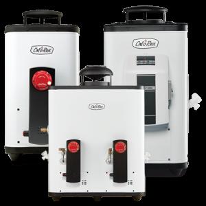 Boilers de rápida recuperación Calorex