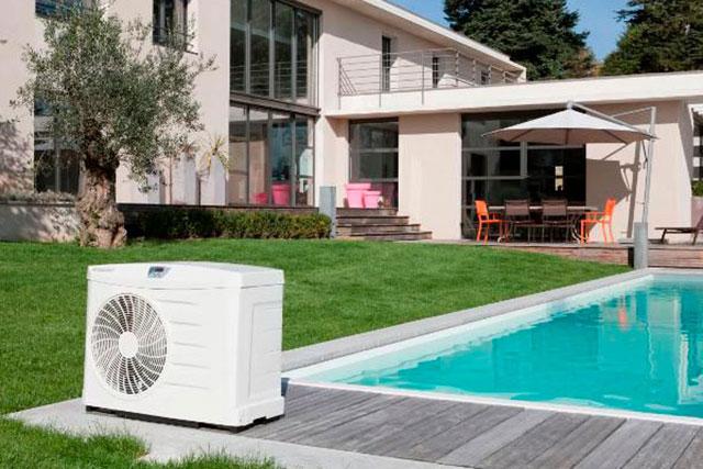 ¿Qué tamaño debe tener su calentador de agua para la alberca?