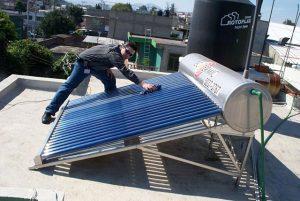 Recomendaciones de mantenimiento del calentador solar Cinsa