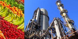 Boiler industrial para calefacción en alimentos